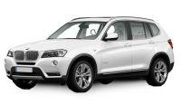 BMW X3 2010-2014 Towbars