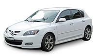 Mazda 3 Hatchback 2004-2009 Towbars