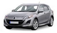 Mazda 3 Hatchback 2009-2014 Towbars
