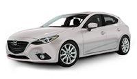 Mazda 3 Hatchback 2014 on Towbars
