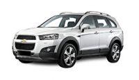Chevrolet Captiva Diesel Fuel Injectors