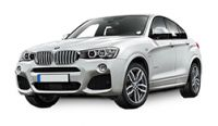 BMW X4 Series towbar wiring kits