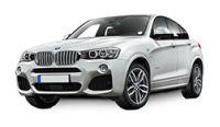 BMW X4 Series towbar wiring kits