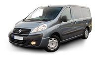 Fiat Scudo Diesel Turbochargers