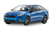 Ford Focus Diesel Turbochargers