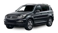 Ssangyong Rexton Diesel Fuel Injectors