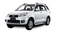Daihatsu Terios 2006 On Towbars