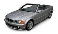 BMW 3 Series Cabriolet/Convertible 2000-2006 Towbars
