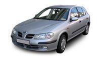 Nissan Almera Towbars 2000 - 2007