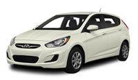 Hyundai Accent Hatchback Towbars
