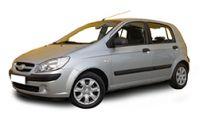 Hyundai Getz 2005-2010 Towbars