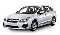 Subaru Impreza 2007-2014 Towbars