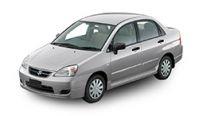 Suzuki Liana Fuel Rails