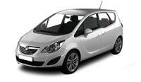 Vauxhall Meriva Diesel Fuel Injectors