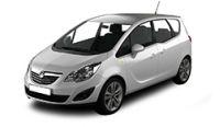 Vauxhall Meriva Diesel Turbochargers