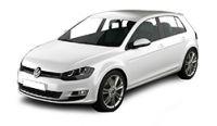 Volkswagen Golf Diesel Turbochargers