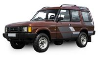 Land Rover Discovery 1989-1998 Towbars