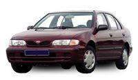 Nissan Almera Towbars 1995 - 2000