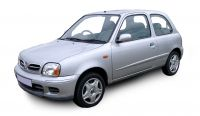 Nissan Micra 2000-2003 Towbars