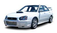 Subaru Impreza 2001-2007 Towbars