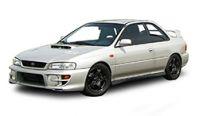 Subaru Impreza 1993-2000 Towbars