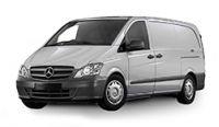 Mercedes Vito Fuel Rails
