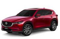 Mazda CX5 SUV 2017 Onwards Thule Roof Bars