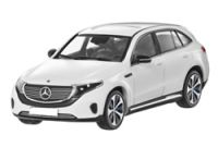 Mercedes EQC Towbar Wiring Kits
