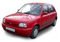 Nissan Micra 1993-2000 Towbars