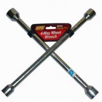 WHEEL WRENCH 4 WAY DP