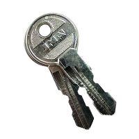 Detachable Towbar Keys
