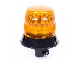 400 Series Economy Xenon - Amber - 12/24v - DIN Pole Mount