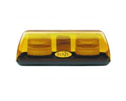Blaze Series - LED Mini Lightbar - 1 Bolt - 70-00514-V