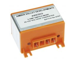 24V to 12V Voltage Converter - Non isolated 5A