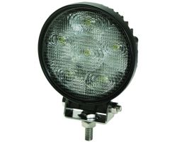 Round LED Worklamp - 12/24v - E92004
