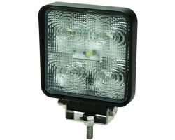 Square LED Worklamp - 12/24v - E92007