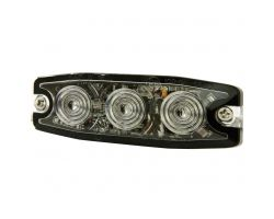 LED Warning Light - 12/24v - SL-10461