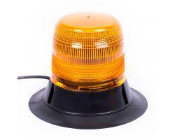400 Series LED Beacon - Amber - 12/24v - Mag 70