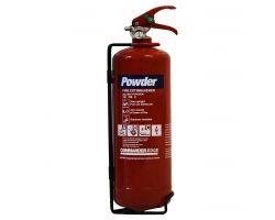 2 Kg Powder Fire Extinguisher - SSFE5