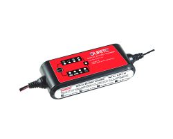 9 Step Fully Automatic Digital Battery Charger Maintainer - 6/12v - 0-647-16