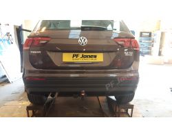 Witter Towbar Mounted 2 Bike Cycle Carrier Zx302
