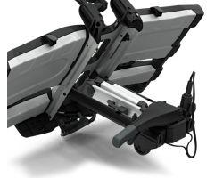 thule easyfold xt 2 bike carrier 933. Black Bedroom Furniture Sets. Home Design Ideas