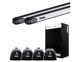 Fiat - Thule Evo SlideBar 144 + Rapid System 751 + Kit 3070