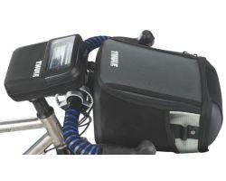 Thule Pack n Pedal Premium Handlebar Bag Black