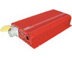 1500W 12V DC to 110V AC Modified Wave Voltage Inverter 0-856-16