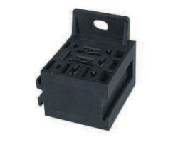 Bulkhead Socket for Flasher Units and Mini Relays 0-729-00