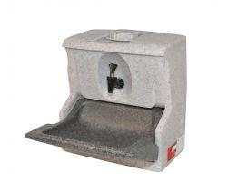 Teal Handeman Portable Sinks