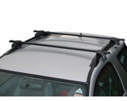 UNIVERSAL ALUMINIUM ROOF BAR SET 1.2M