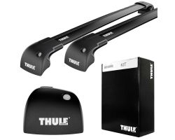 Land Rover - Thule WingBar Edge Black 959320 + Kit 3027