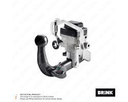 Brink Towbar for BMW X3 F25 2010-2014 Swan Neck Tow Bar
